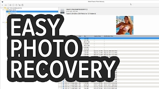 How to Recover Deleted Photos Tutorial - Photo Recovery Video