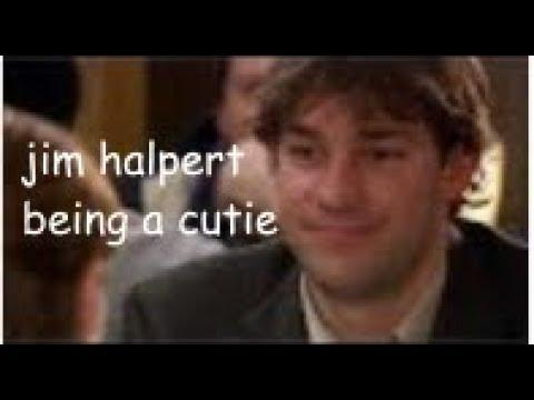 jim halpert being