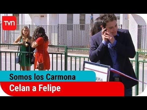 Somos Los Carmona Ep. 117: Yoyita y Francisca celan a Felipe