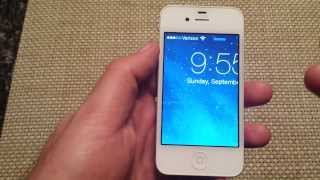 Video How to turn OFF ZOOM option on a Apple Iphone ios 7 ipad ipod download MP3, 3GP, MP4, WEBM, AVI, FLV Oktober 2018