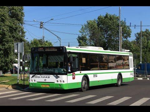 Автобус номер 22 москва маршрут