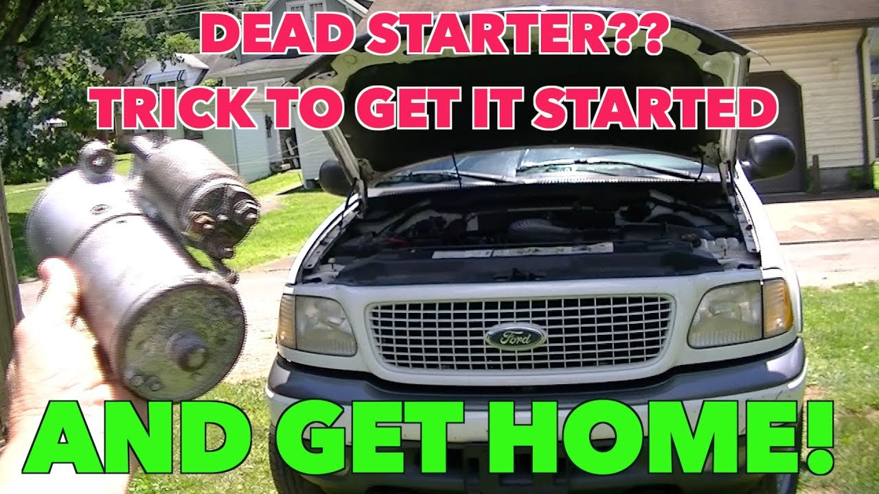 How To Start A Car With A Bad Starter >> How To Start A Car With A Bad Starter Apply These 4 Tricks