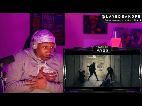 TRASH or PASS! KSI ( Domain ) Official Music Video [REACTION!!!]