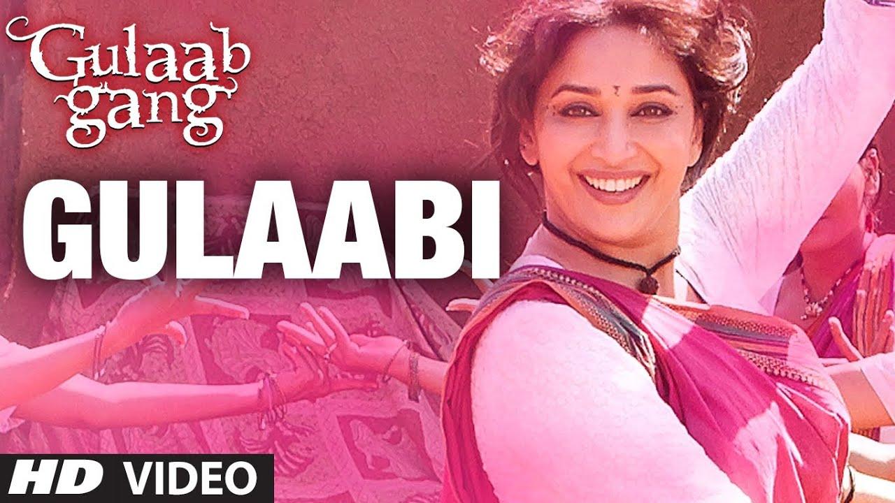 Download Gulaab Gang Title Song | Madhuri Dixit, Juhi Chawla | Shilpa Rao, Malabika Bramha