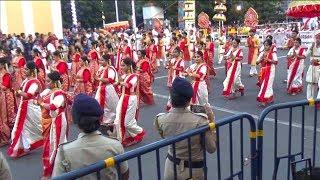 Kolkata Durga Puja Carnival  | दुर्गा पूजा कार्निवल कोलकाता