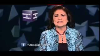 Encuentro de Opiniones  Temor al temblor AZTECA