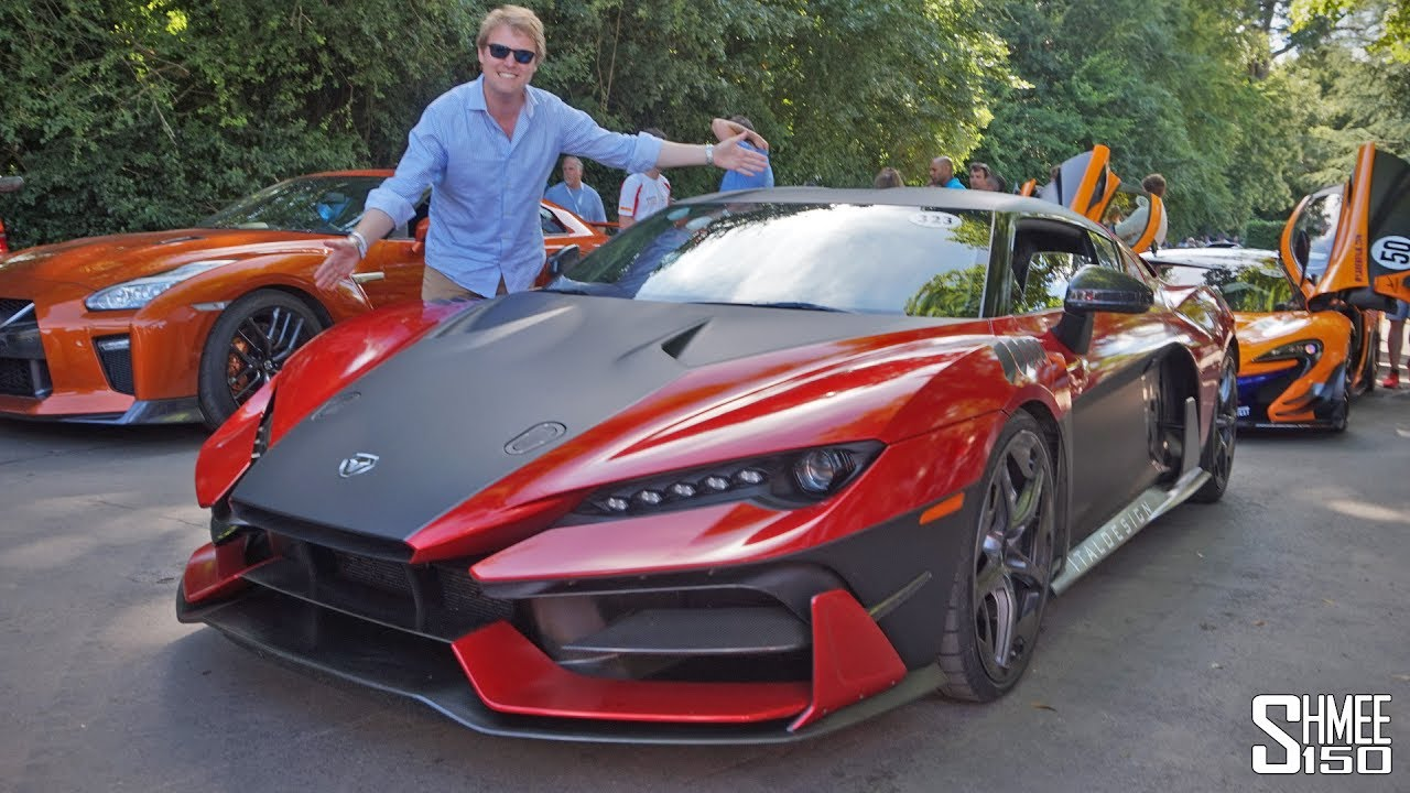 Would You Buy the £1.5 Million Italdesign Zerouno?
