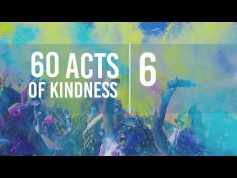 60 Years of Service. 60 Acts of Kindness. - Corry Federal Credit Union