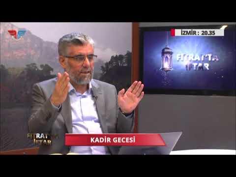 KADİR GECESİ - ABDÜLAZİZ BAYINDIR (08.06.2018)