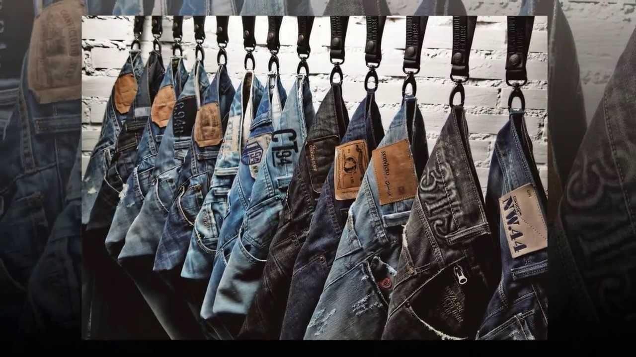 653060acf542c ropa vaquera de segunda mano - YouTube