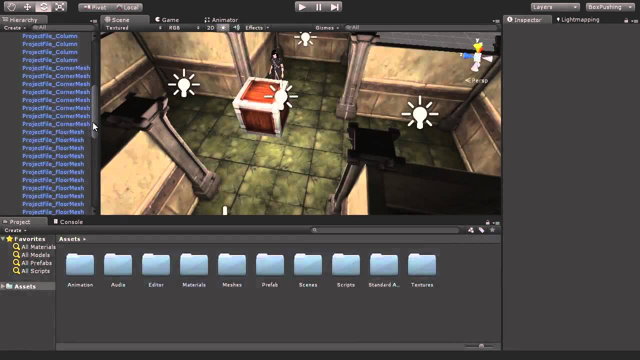 how to make a game in unity 3d