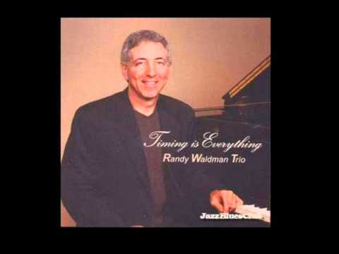 Randy Waldman Trio - The Tender Trap