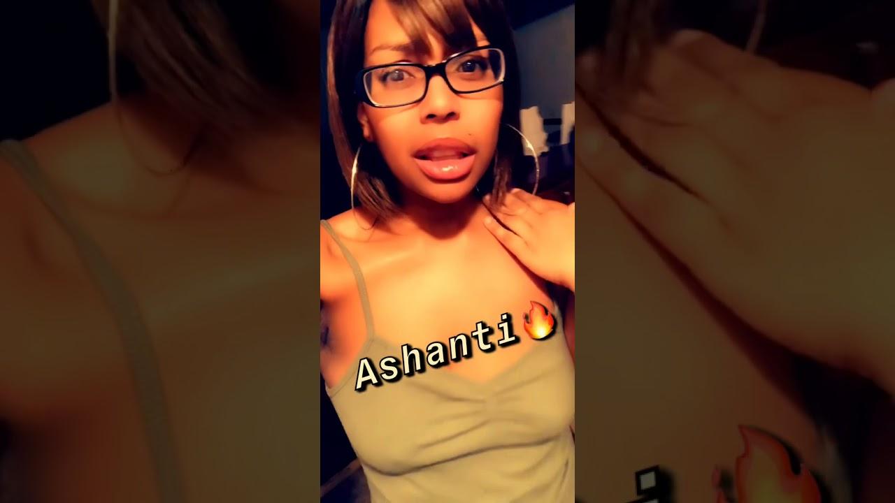 Ashanti Vibe🔥🔥 #Baby - YouTube
