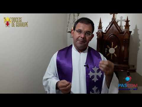Evangelho Diário - Quinta feira - 04/04/19 - Paróquia São Pedro Apóstolo - Alfenas/MG