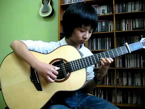 Gary Moore) Parisienne Walkways Sungha Jung Acoustic Tabs Guitar Pro ...