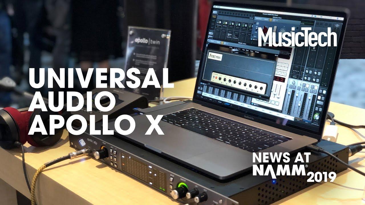 Review: Universal Audio Apollo x6 - MusicTech