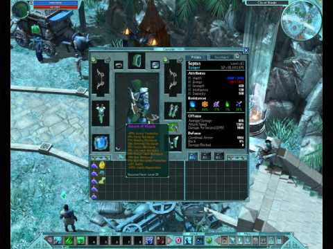 septus ranger on epic titan quest immortal throne