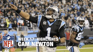 The Bucs Couldn't Stop Cam Newton! | Buccaneers vs. Panthers | NFL Week 17 Highlights