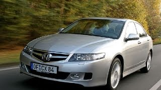 Honda Accord 2003 - Секонд Тест