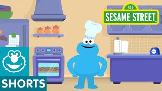 Sesame Street Monster Meditation #1: I-Sense with Cookie Monster and Headspace