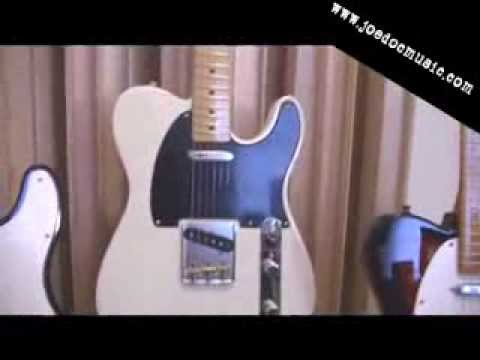 Made In China Telecaster Review - Squier Affinity, Squier Classic Vibe, and SX STL-50 Comparison