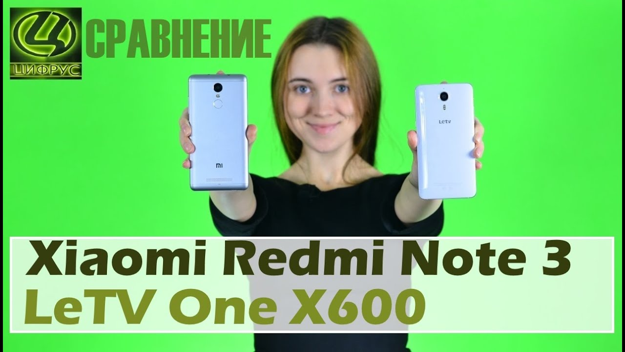 Сравнение Meizu Pro 5 vs Xiaomi Mi Note Pro [Цифрус] - YouTube