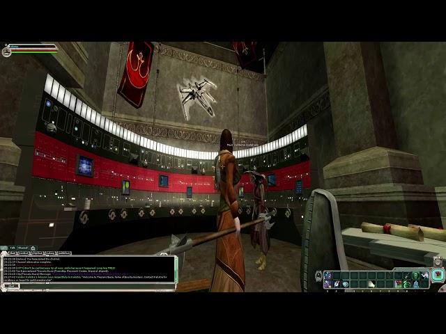 Star Wars Galaxies City Hall