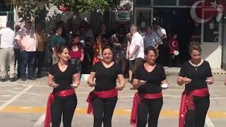 Şehit Polis Fethi Sekin İlkokulu Veliler 19 Mayıs  2018 Folklor Gösterisi Video