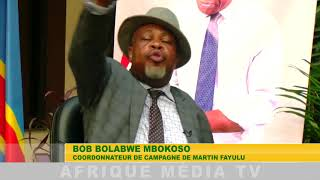 INTERVIEW   BOB BOLABWE MBOKOSO
