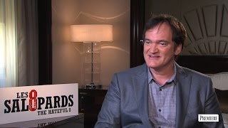 Video Quentin Tarantino : 5 movies to see before The Hateful Eight (interview) download MP3, 3GP, MP4, WEBM, AVI, FLV Juni 2018