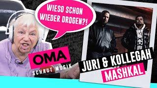 Oma schaut Musik - JURI, Kollegah (Mashkal)