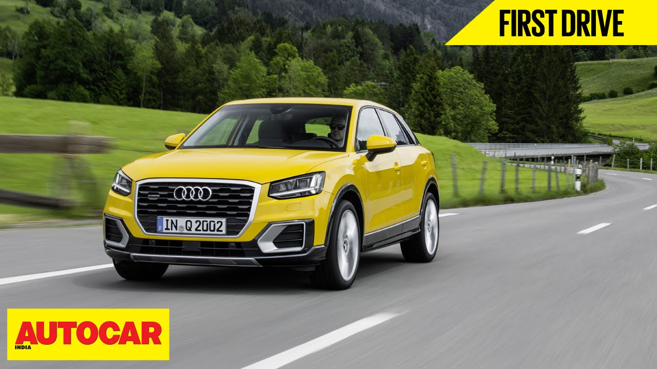 Audi Q2 India >> Audi Q2 First Drive Autocar India Youtube