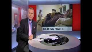 Didgeridoo Meditation Class on BBC Look North