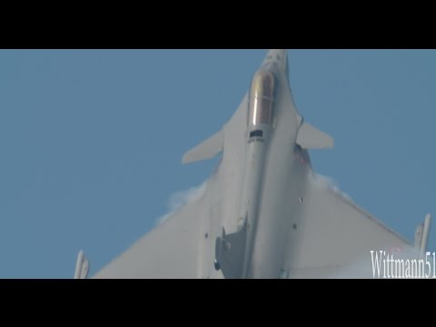 LIMA2017 Airshow Langkawi - French AF Rafale Demo