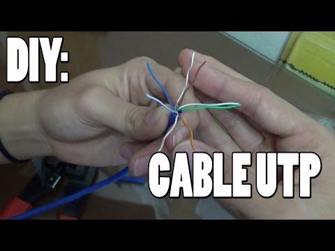 DIY: Cable de red Ethernet (CAT5e)