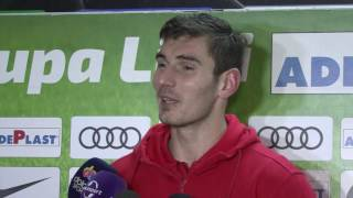 Interviuri dupa meciul Astra Giurgiu - Dinamo Bucuresti 2-5 17/11/2016