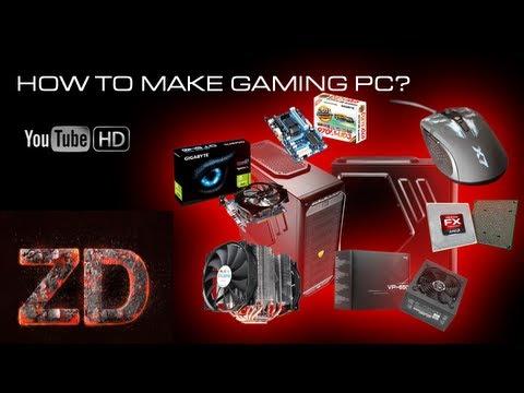 видео: Сборка мощного бюджетного игрового компьютера 22000 руб.