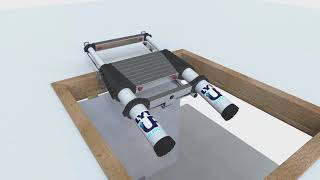 LyteUp Telescopic Loft Ladder