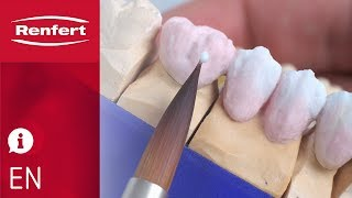 Renfert Dental technology Ceramicus english