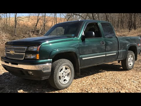 2006 Silverado Tour (Quick Overview and Review)