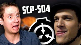 THE FOUNDATION: SCP 504 - NAJŚMIESZNIEJSZY SCP! -  MOJA REAKCJA i OCENA!
