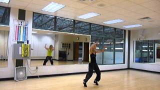 Zumba Julie Powers - Waka Waka