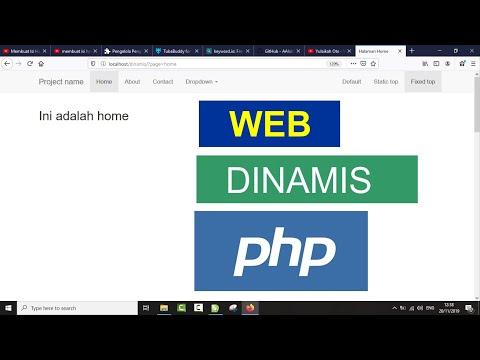 Cara Singkat Membuat Menu Dropdown Dengan HTML dan CSS.