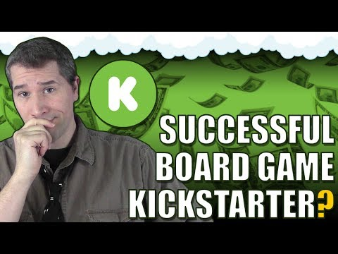 Do you agree with these Kickstarter tips for board games? | TABLEscraps #25