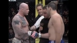 Pedro Rizzo vs Jeff Monson