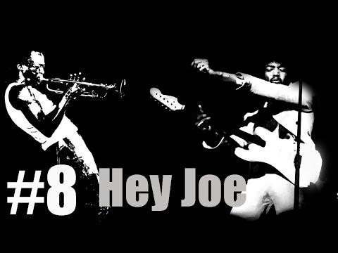 Jimi Meets Miles #8 ---- Hey Joe
