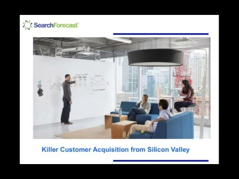 Webinar Killer Customer Acquisition from Silicon Valley by Marc Phillips