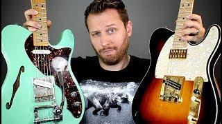 PARTSCASTERS VS FENDER! - Can I Build a Better Guitar Than Fender???