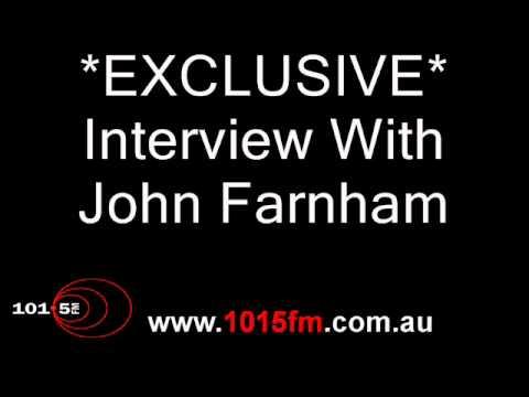 EXCLUSIVE Interview With John Farnham