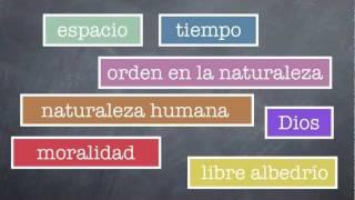 Kant, lo bello y lo sublime, pt. 1/6
